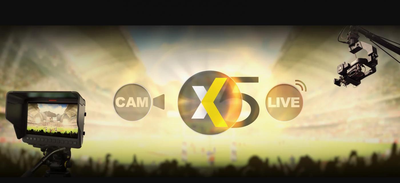 Vid BlasterX live streaming software