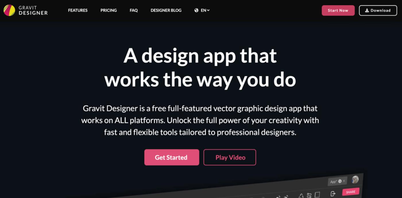 gravit designer software