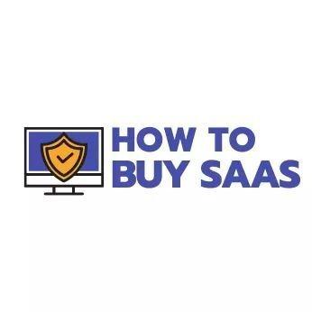How To Buy SaaS Logo